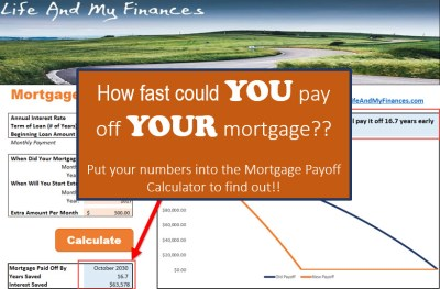 Free Mortgage Payoff Calculator - It's Time to Pay Off Your Mortgage!!