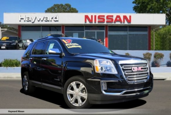 2017 GMC Terrain Prices  Reviews and Pictures   U S  News   World Report 2017 GMC Terrain FWD SLT  25 988 MSRP Hayward  CA