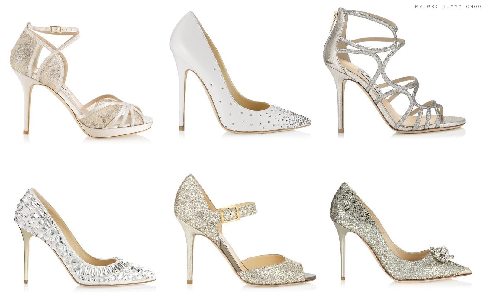 bridal shoes accessories jimmy choo wedding shoes Jimmy Choo bridal shoe collection