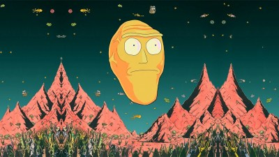 Rick And Morty Wallpaper Giant Heads | 2019 Live Wallpaper HD