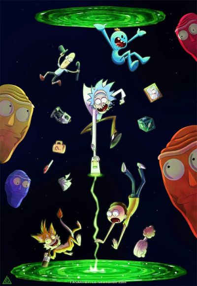 Rick And Morty Wallpaper Iphone | 2019 Live Wallpaper HD