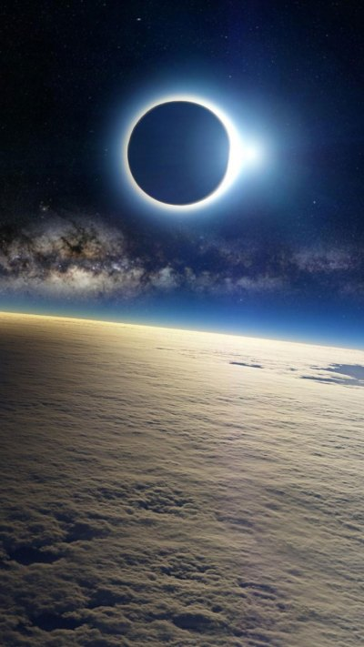 Solar Eclipse Wallpaper Iphone | 2019 Live Wallpaper HD
