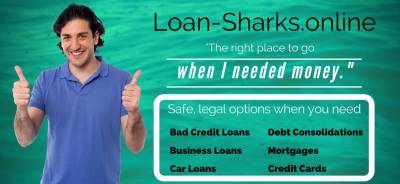 Home - Loan Sharks Online