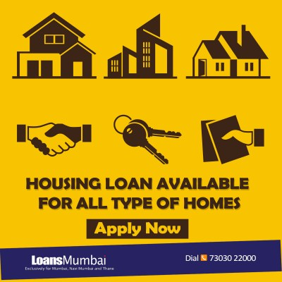 A housing loan available for all types of Homes – Get Personal, Home, Business, Loan Against ...