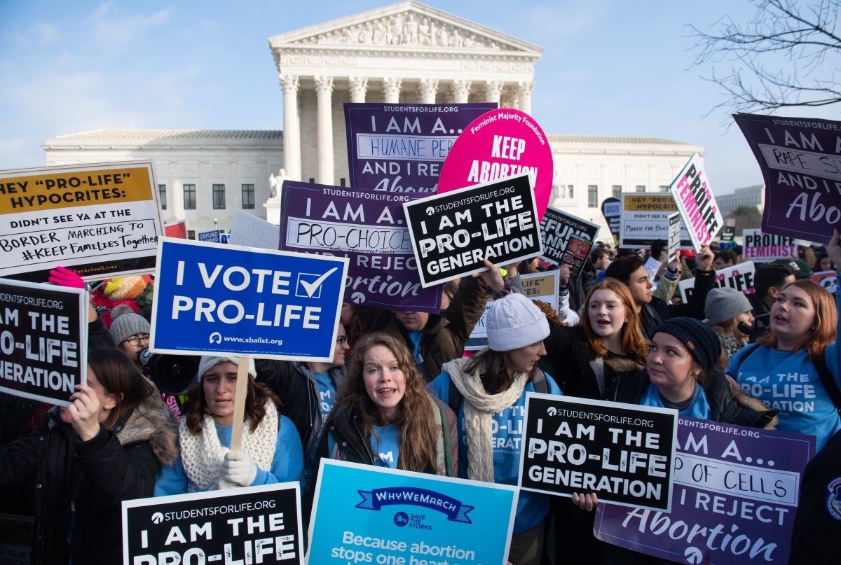 Trump Gives Support To March For Life Participants | Fort ...