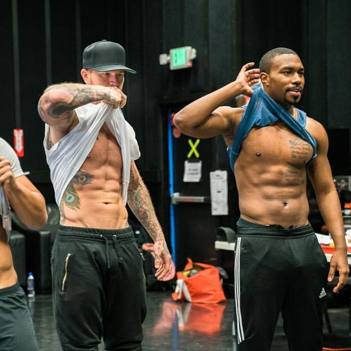Take A Tantalizing Peek Inside A  Magic Mike  Live  Dance Rehearsal     Take A Tantalizing Peek Inside A  Magic Mike  Live  Dance Rehearsal    NewNowNext