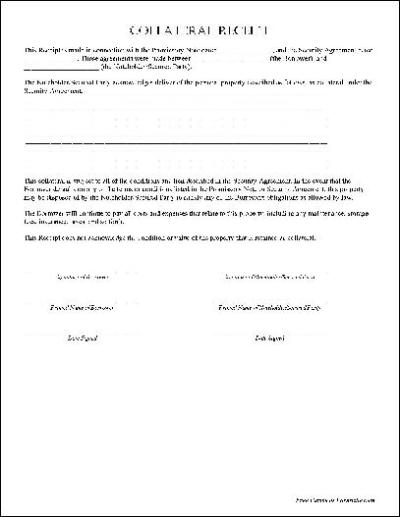 Personal Loan Repayment Agreement - Free Printable Documents