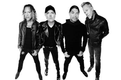 2017 Grammy Nominations: Metallica Not Metal?