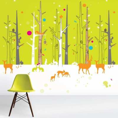 Wallpaper Wednesday: Cool Wallpaper for Kids - Love Chic Living