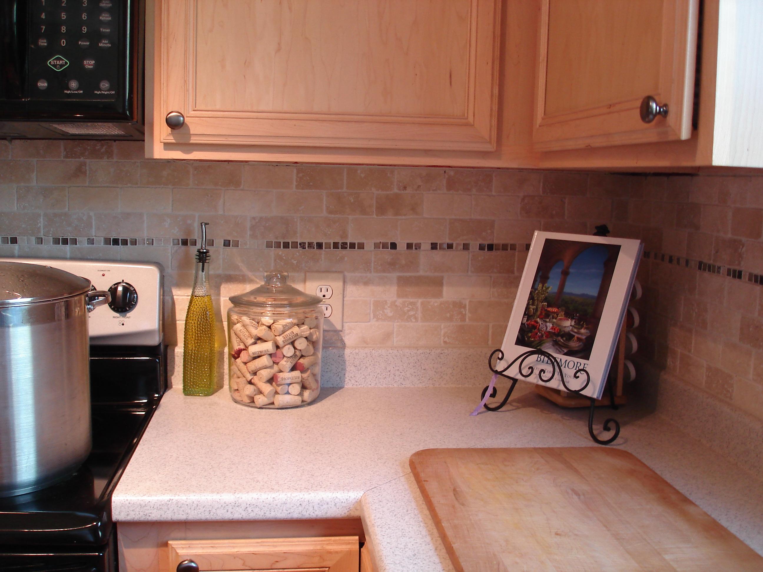 tutorial tile kitchen back splash backsplashes for kitchen Tutorial Tile Kitchen Back Splash