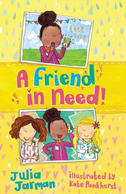 A Friend in Need by Julia Jarman   LoveReading