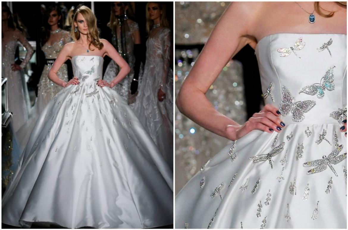 worlds most expensive wedding dress expensive wedding dress Check out the world s most expensive wedding dress that retails at 2 14 million