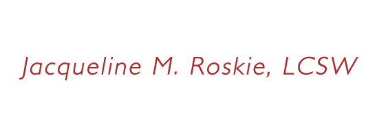 Jacqueline M. Roskie, LCSW