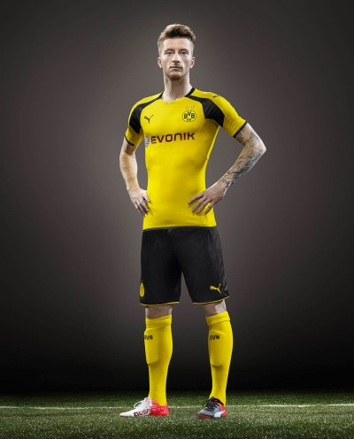 Borussia Dortmund release a brand new kit for the Champions League | SportsJOE.ie