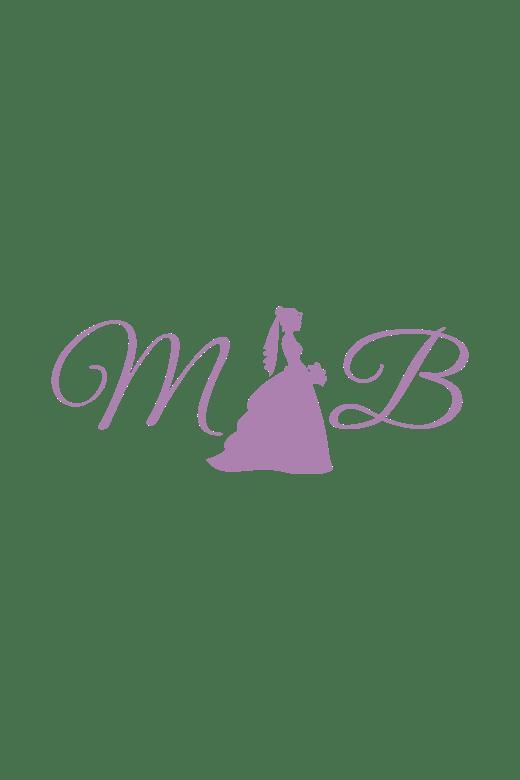 casablanca bridal lilac lilac wedding dress