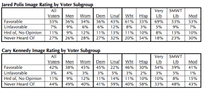 Magellan Strategies Colorado 2018 Governor Democrat Primary Survey