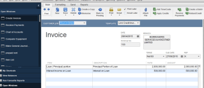 Accounting Software for Lending Company | QuickBooks|Payroll Software in Nigeria