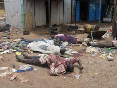 Have a Look at More Gruesome Images of the Ongoing Massacre/Genocide in South Sudan [VIEWER ...