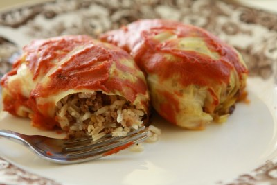 Dinner on a Budget- Delicious Cabbage Rolls