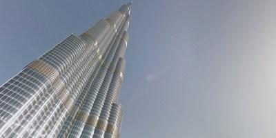Street View Treks: Burj Khalifa – About – Google Maps