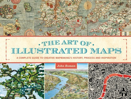 The Beauty of Map Design   MassArt The Beauty of Map Design