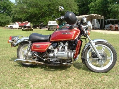 In 1975 Honda shocked the motorcycle world with its revolutionary Gold Wing series.