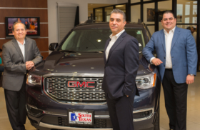 Chamber News Archives   McAllen Chamber of Commerce SOUTH TEXAS     BUICK     GMC NOT THE BIGGEST  JUST THE BEST