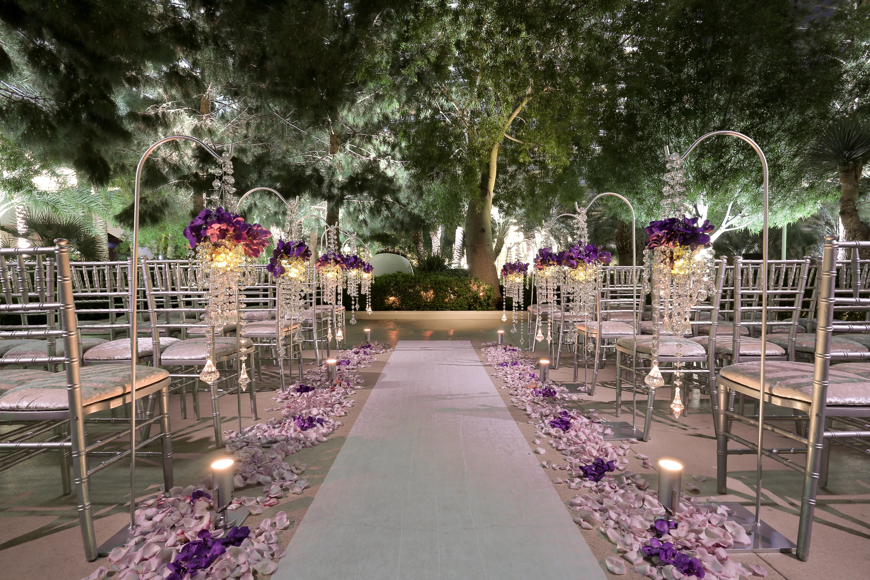 wedding reception venues las vegas nv vegas wedding packages The Wedding Chapel at Aria Resort and Casino