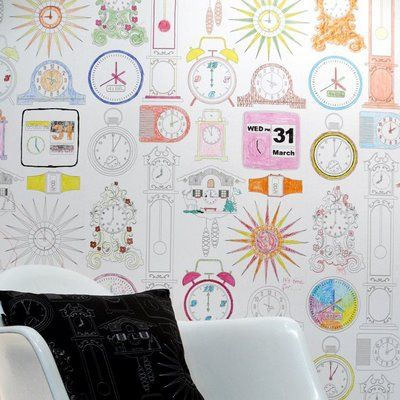 Scenery Wallpaper: Wallpaper You Can Color