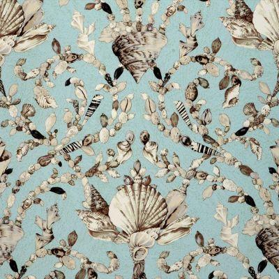Scalamandre Seashell Baroque Wallpaper   ŸŸŸŸŸ WALLPAPER ŸŸŸŸŸ   Pi…