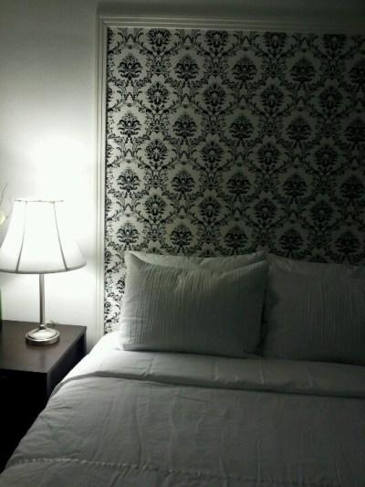 Scenery Wallpaper: Wallpaper Headboard