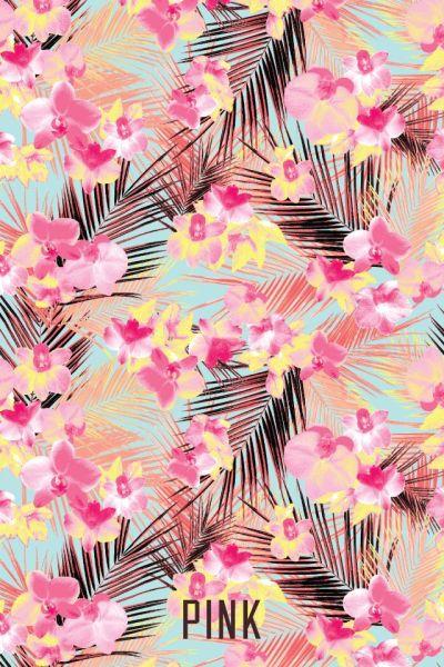 Victoria secret PINK wallpaper.   Headers&Wallpapers♡   Pinterest