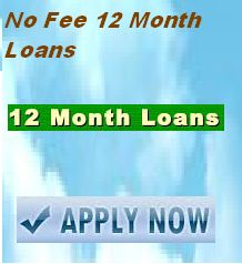 No fee 12 month loans is a professional in borrowing instant loans for bad credit through its ...