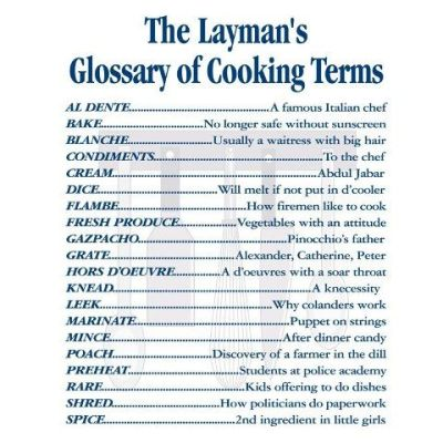more cooking terms | Ideas for Haley | Pinterest