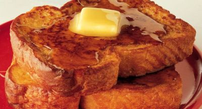 Easy Cinnamon French Toast with Cinnamon Syrup | Recipe