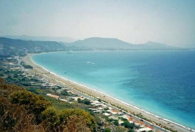 Trianda Bay, Rhodes - Picture of Rhodes, Dodecanese - TripAdvisor