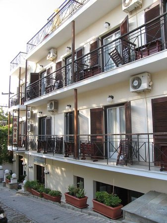 Hotel Katia (Άφυσσος, Ελλάδα) - Ξενοδοχείο Κριτικές - TripAdvisor