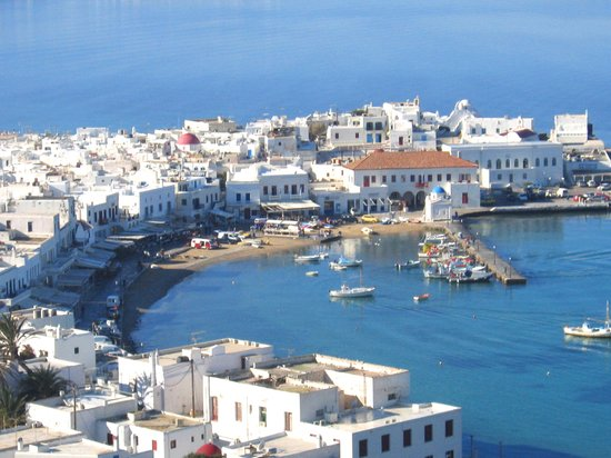 Half day excursion at Mykonos Island    Review of Cruise Ship Shore     Cruise Ship Shore Excursions
