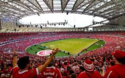 Vestuario - Picture of Estadio Beira-Rio, Porto Alegre - TripAdvisor