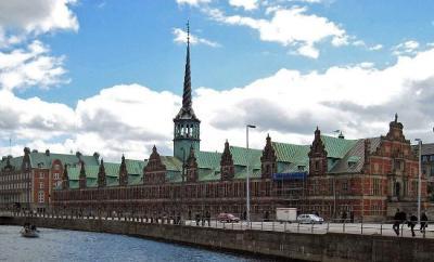 Borsen - Billede af Børsen, København - TripAdvisor