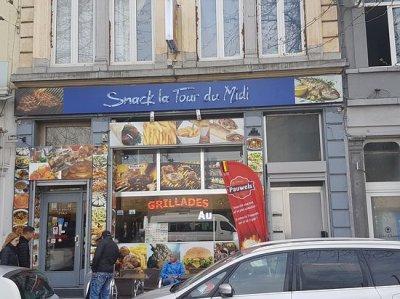 Snack la Tour du Midi Halal, Brussel - Restaurantbeoordelingen - TripAdvisor