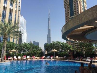 SHANGRI-LA HOTEL, DUBAI - UPDATED 2018 Reviews & Price Comparison (United Arab Emirates ...