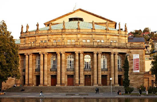 A great opera house   Oper Stuttgart  Stuttgart Traveller Reviews     Oper Stuttgart