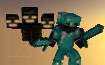 Wallpaper Generator with skins - Other Fan Art - Fan Art - Show Your Creation - Minecraft Forum ...