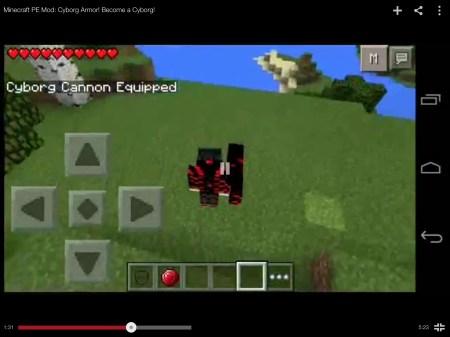 Armor Skin Minecraft Pe