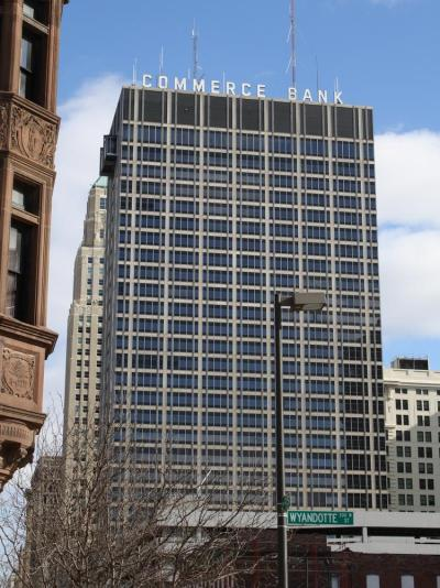 PNC Bank delivers big loan for Commerce Tower project - Kansas City Business Journal