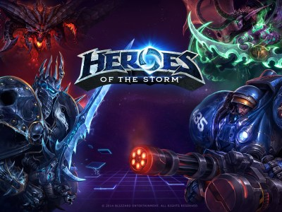 Videos, Screenshots, Wallpapers, Art - Heroes of the Storm