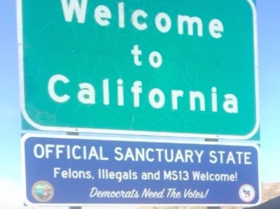 Poll: Nearly Half of Likely Voters Oppose California-Style 'Sanctuary State' Laws Protecting ...