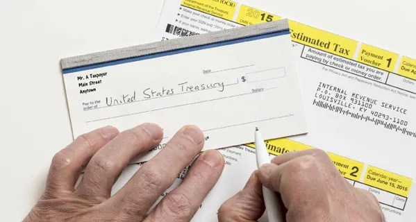 IRS limits  100 million tax payments If you have to write a check with a lot of zeroes in it  you