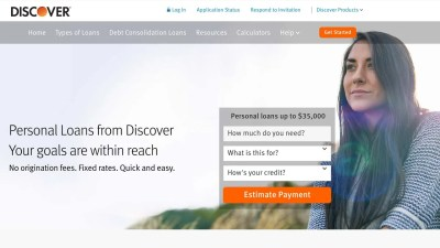 Discover Personal Loans Review | Bankrate.com